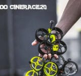 test flywoo cinerace20 review pid